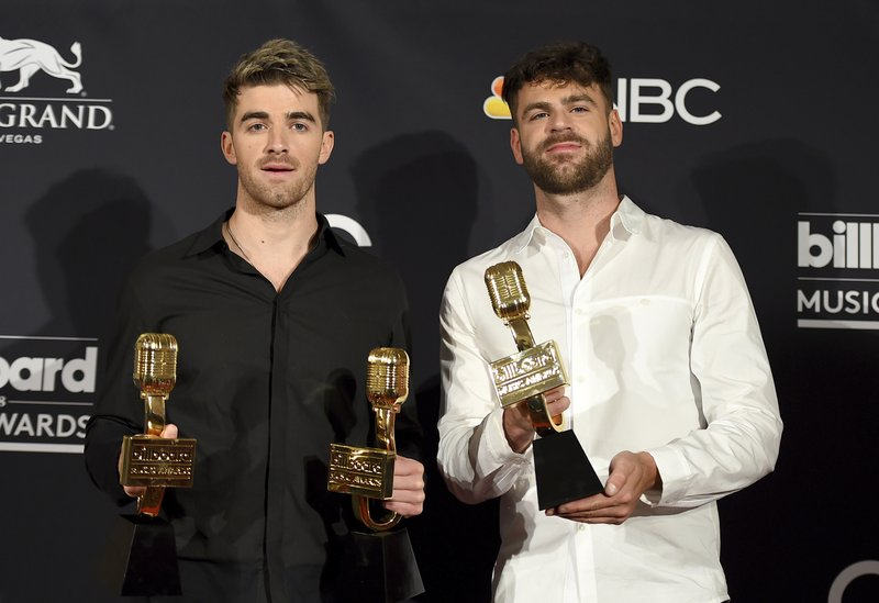 chainsmokers to perform reimagined
