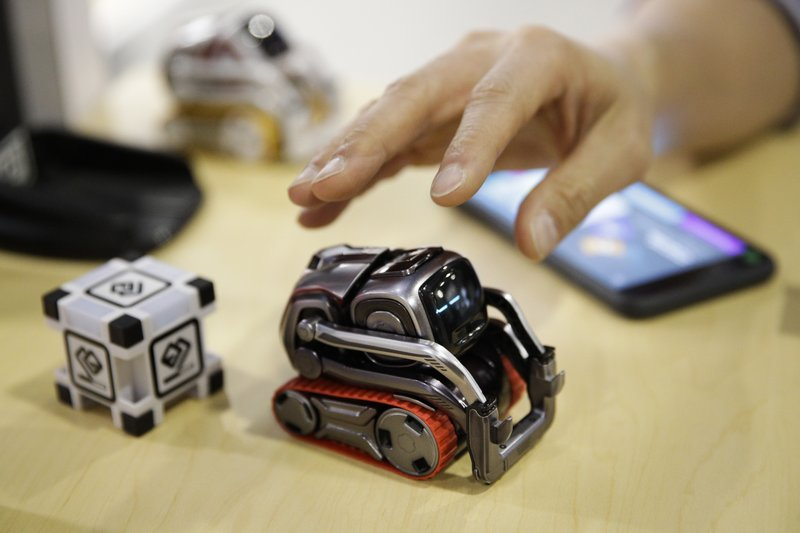 robotics startup that made
