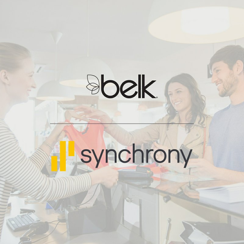 I accidentally missed 1 month on a $16 payment and belk's doubled the charge then reported to all credit bureaus. Belk And Synchrony Launch Co Branded Credit Card To Help Customers Earn Rewards Faster