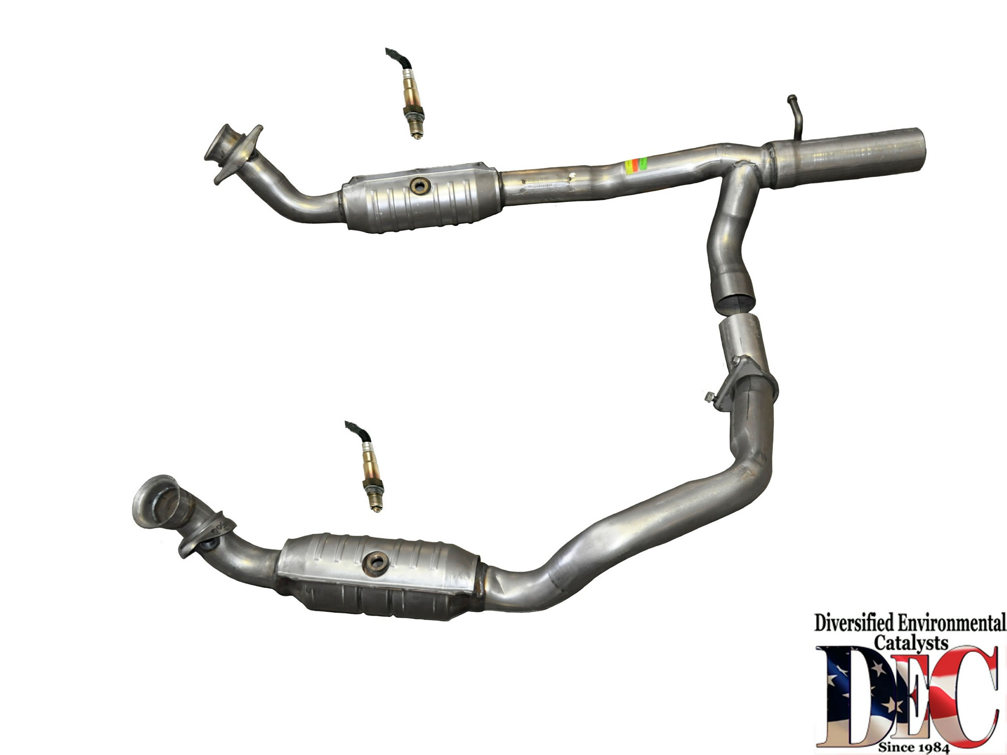 Ford E Series Catalytic Converter E350 Super Duty