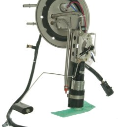 2001 mercury grand marquis fuel pump hanger assembly 5c p76113s [ 1119 x 1500 Pixel ]