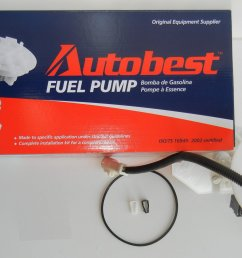 2004 lincoln aviator fuel pump module assembly a0 f1365a [ 2048 x 1193 Pixel ]