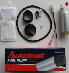 2000 ford focus fuel pump and strainer set a0 f1459 [ 2048 x 1536 Pixel ]