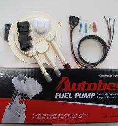 2001 gmc jimmy fuel pump module assembly a0 f2903a [ 2039 x 1536 Pixel ]