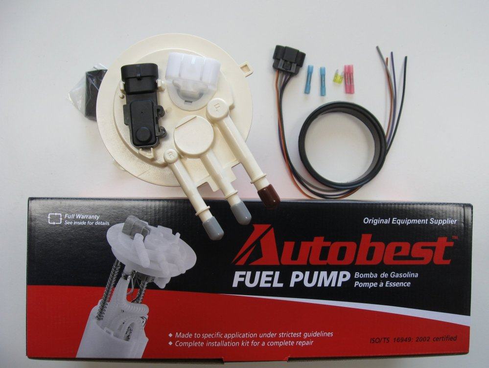 medium resolution of 2001 gmc jimmy fuel pump module assembly a0 f2903a