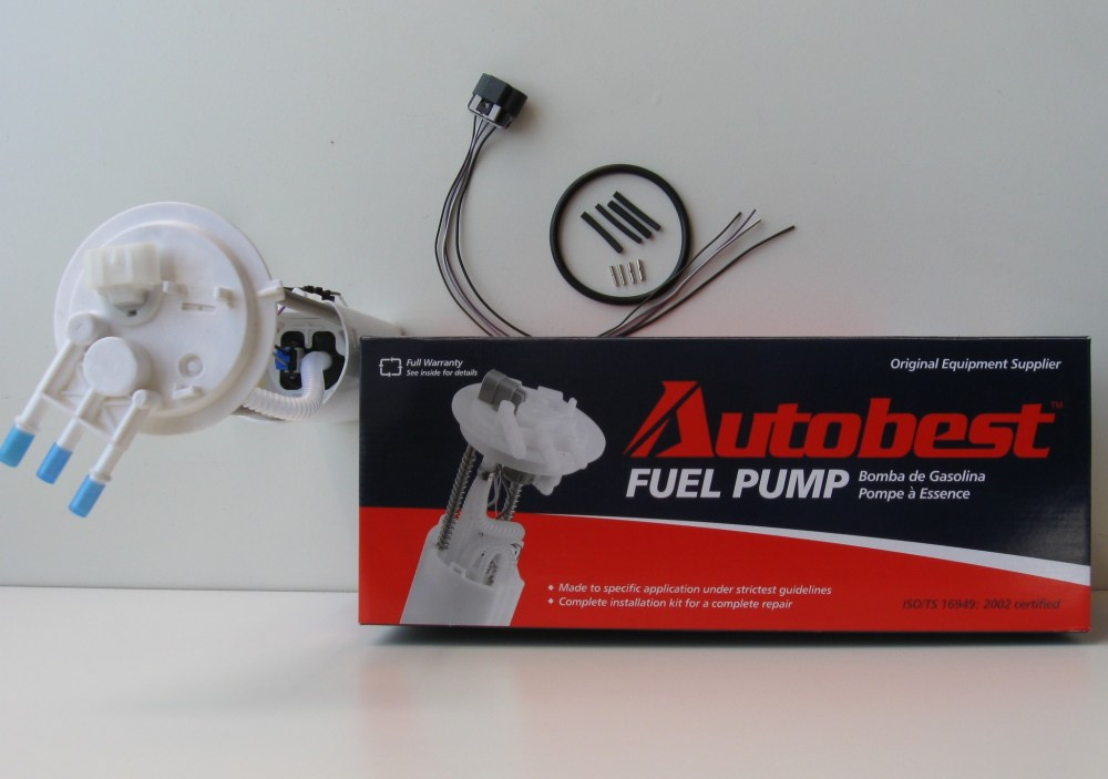 medium resolution of  1999 chevrolet k2500 suburban fuel pump module assembly a0 f2905a