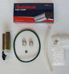 2004 chrysler pt cruiser fuel pump and strainer set a0 f3218 [ 1929 x 1536 Pixel ]