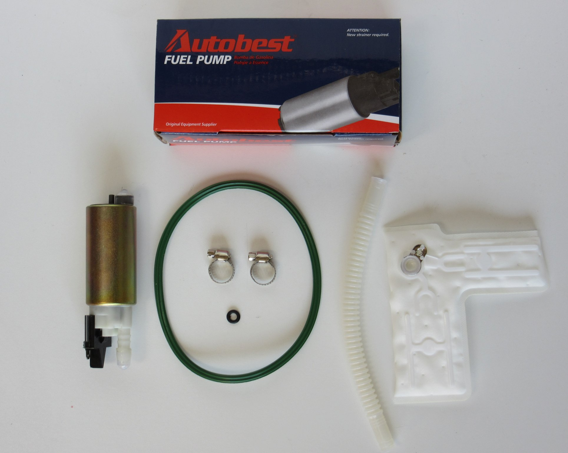 hight resolution of 2004 chrysler pt cruiser fuel pump and strainer set a0 f3218