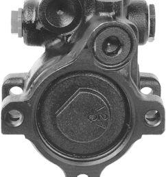 2006 mercury montego power steering pump a1 20 323 [ 1023 x 1316 Pixel ]