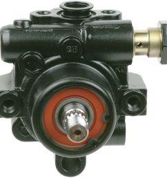 2006 nissan murano power steering pump a1 21 5367 [ 1176 x 1159 Pixel ]