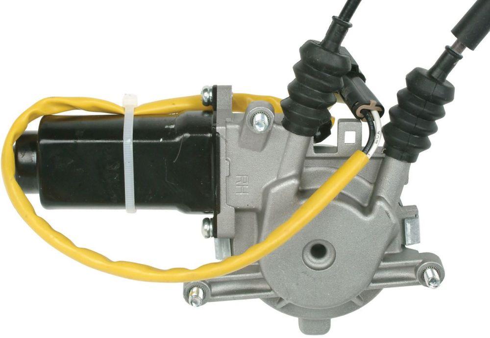 medium resolution of  2001 kia sephia power window motor and regulator assembly a1 47 4521r