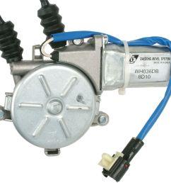 2000 kia spectra power window motor and regulator assembly a1 47 4529r  [ 1004 x 902 Pixel ]