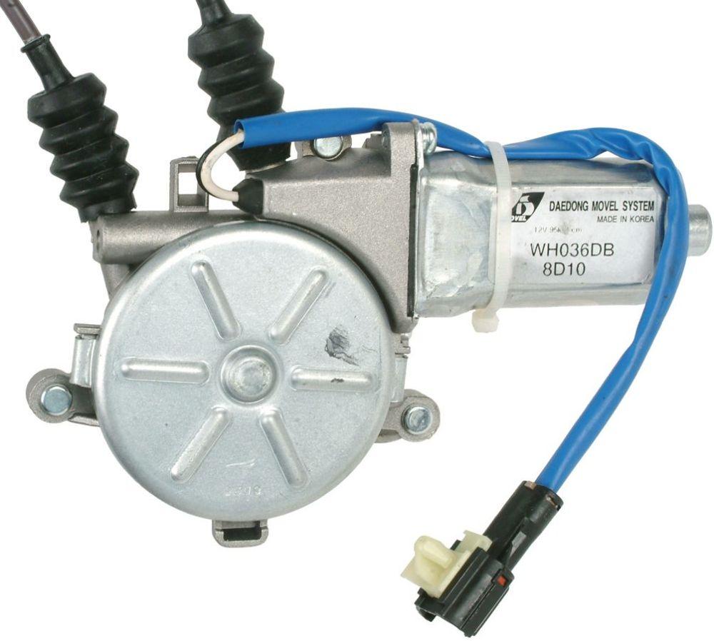 medium resolution of  2000 kia spectra power window motor and regulator assembly a1 47 4529r