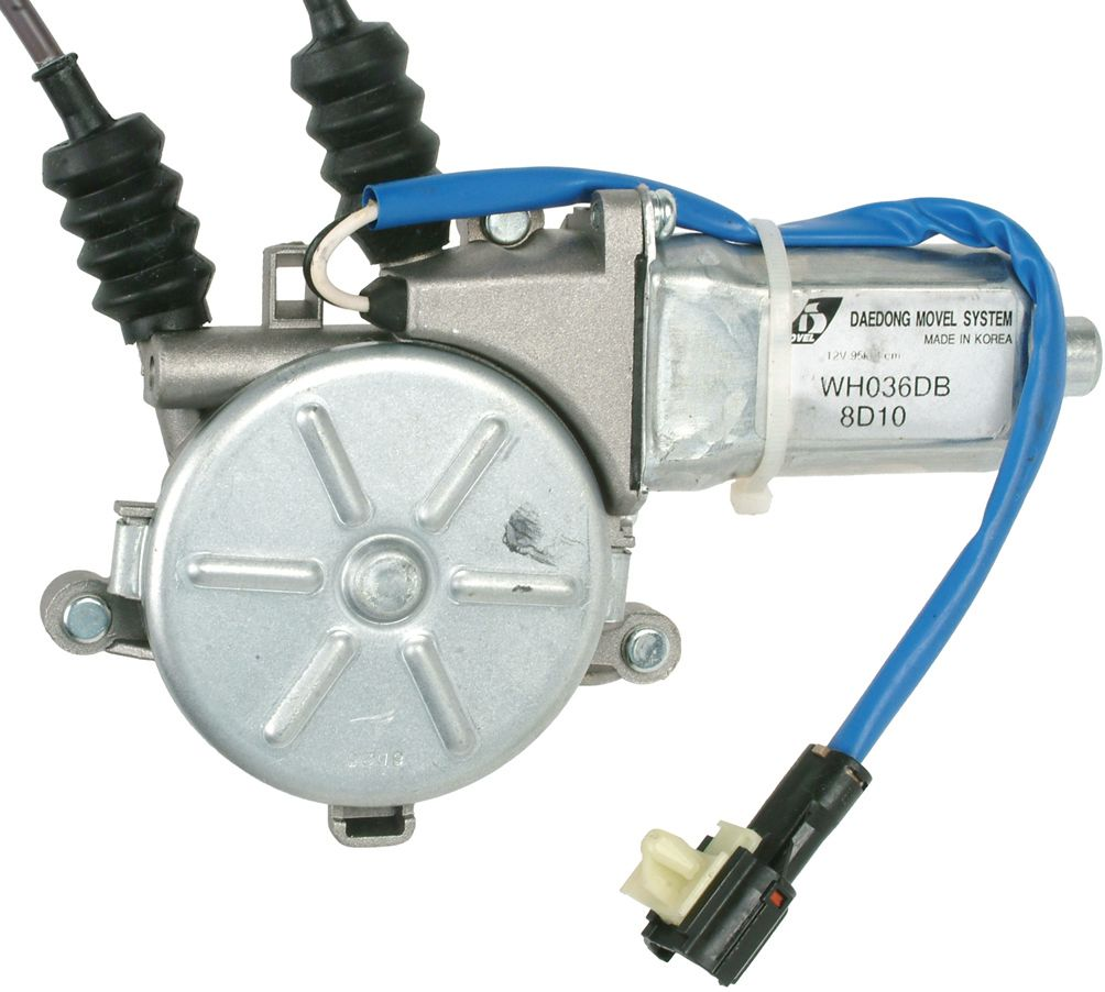 hight resolution of  2000 kia spectra power window motor and regulator assembly a1 47 4529r