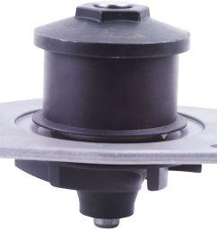1999 chrysler 300m engine water pump a1 55 33417  [ 1323 x 907 Pixel ]