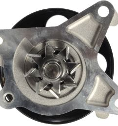 2012 nissan versa engine water pump a1 55 63412 [ 1045 x 909 Pixel ]