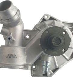 2000 bmw 540i engine water pump a1 55 83327 [ 1250 x 1089 Pixel ]