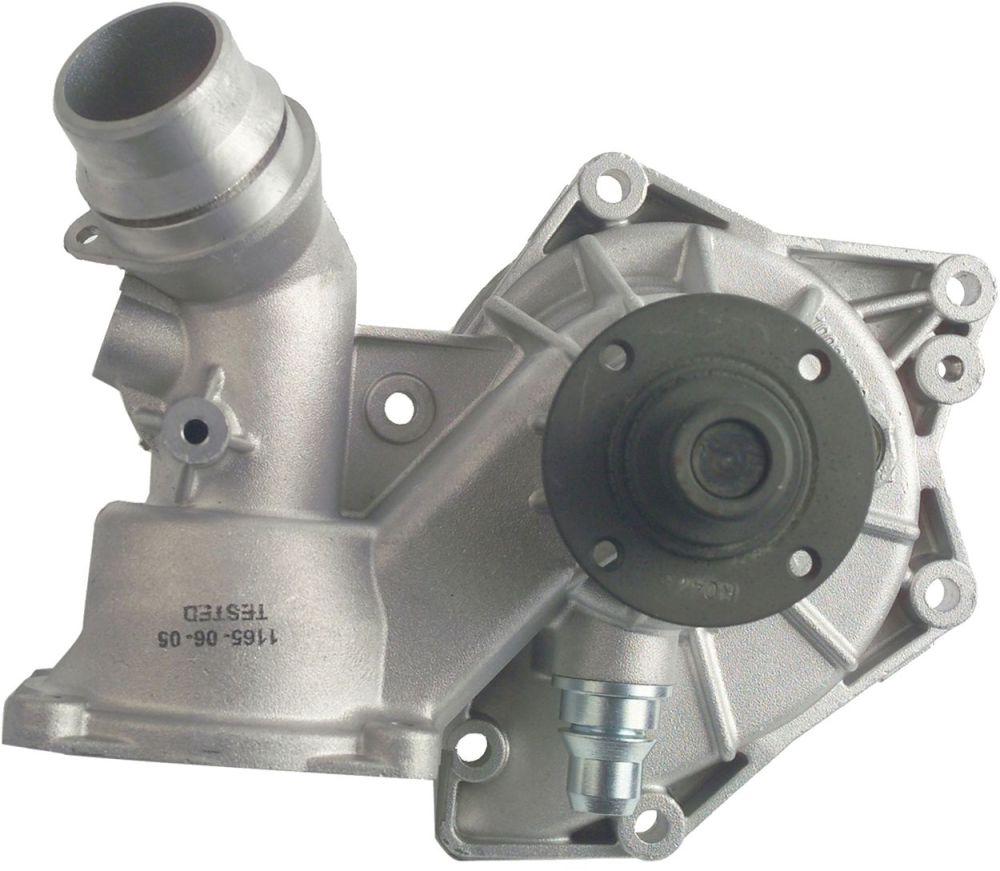medium resolution of 2000 bmw 540i engine water pump a1 55 83327