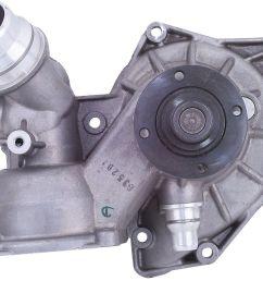 2000 bmw 540i engine water pump a1 57 1590 [ 1147 x 907 Pixel ]