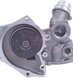 2000 bmw 540i engine water pump a1 57 1590  [ 1022 x 905 Pixel ]