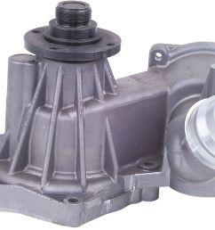 2000 bmw 540i engine water pump a1 57 1590 [ 1289 x 907 Pixel ]