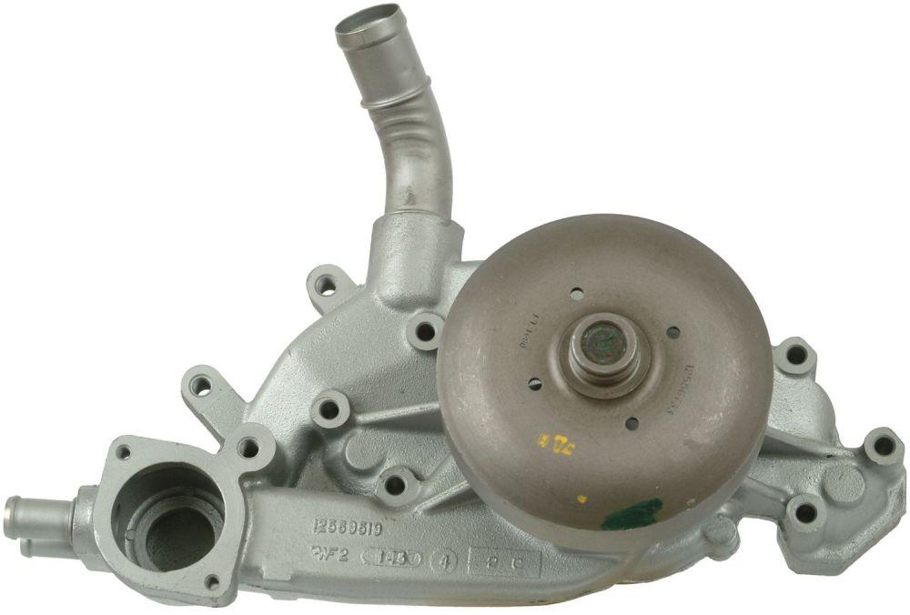 medium resolution of  2002 chevrolet silverado 2500 hd engine water pump a1 58 626
