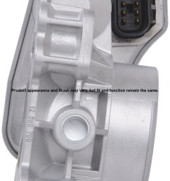 2006 chevrolet hhr fuel injection throttle body a1 67 3012 [ 940 x 1500 Pixel ]