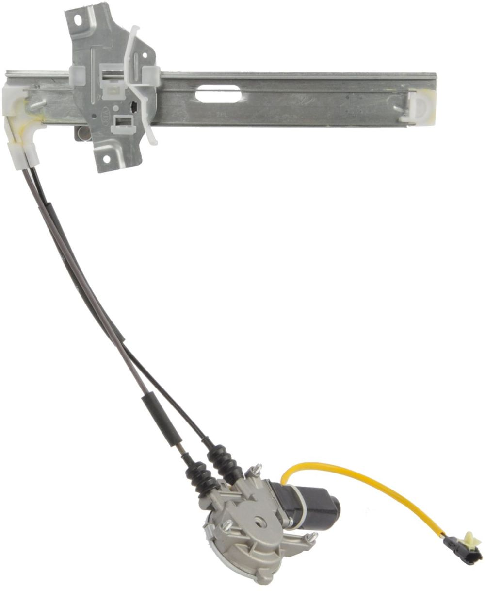 medium resolution of 2001 kia sephia power window motor and regulator assembly a1 82 4522ar