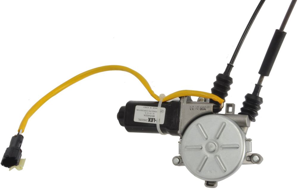 medium resolution of  2000 kia spectra power window motor and regulator assembly a1 82 4522ar