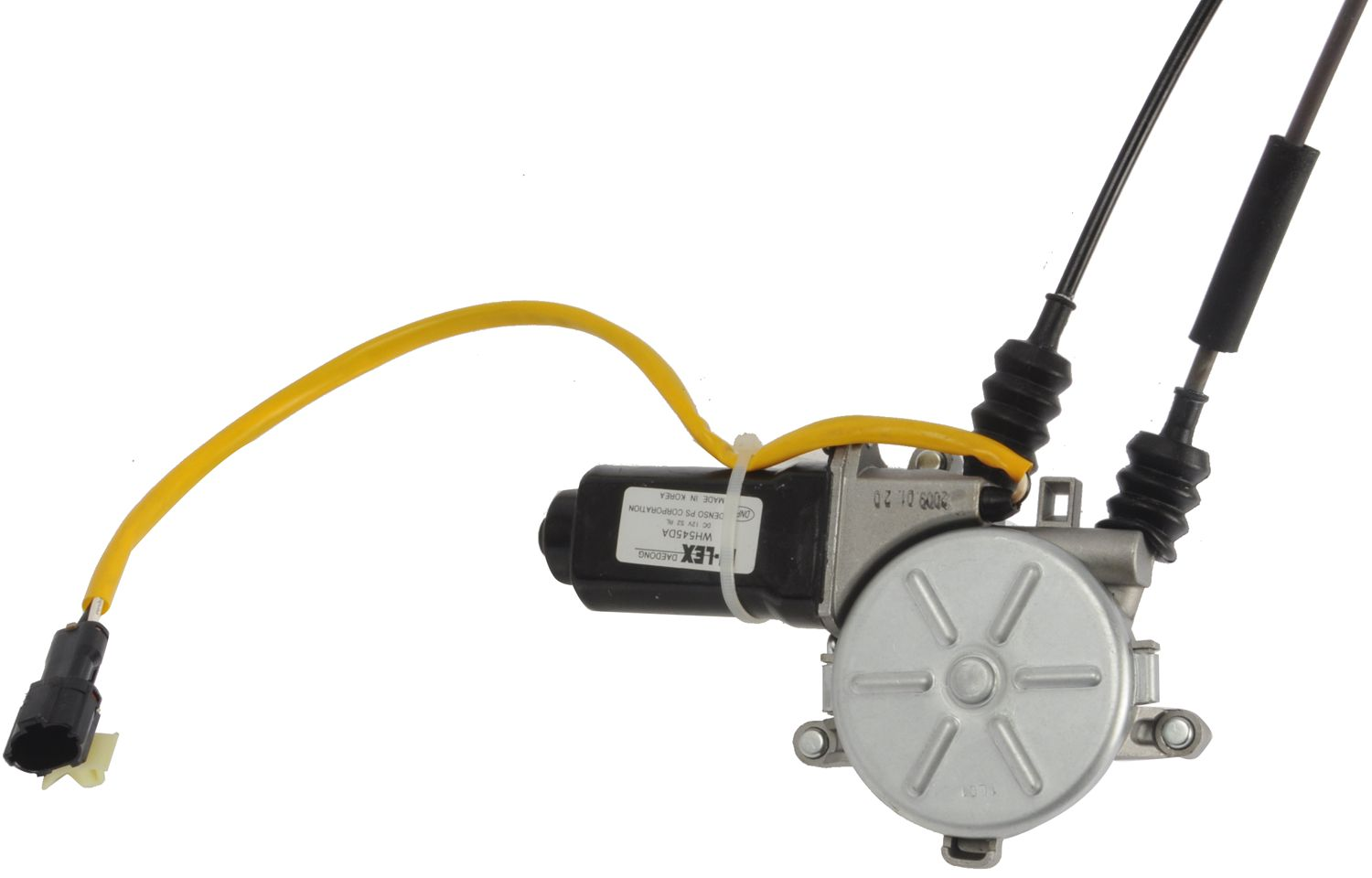 hight resolution of  2000 kia spectra power window motor and regulator assembly a1 82 4522ar