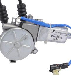 2001 kia sephia power window motor and regulator assembly a1 82 4529ar  [ 1410 x 1187 Pixel ]