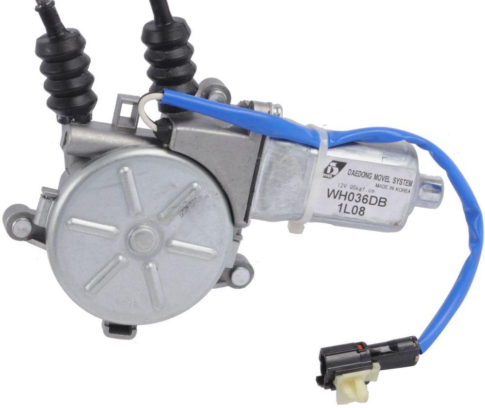 medium resolution of  2001 kia sephia power window motor and regulator assembly a1 82 4529ar