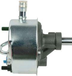 1998 gmc safari power steering pump a1 96 8753  [ 1151 x 1165 Pixel ]