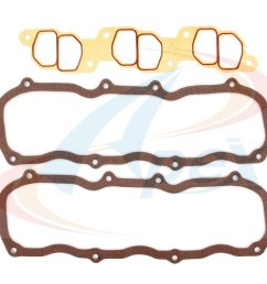 2000 ford ranger engine valve cover gasket set ag avc427 [ 1000 x 1000 Pixel ]