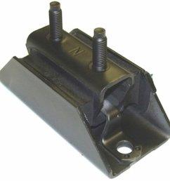 1995 ford f 350 automatic transmission mount am 2884 [ 1500 x 1500 Pixel ]