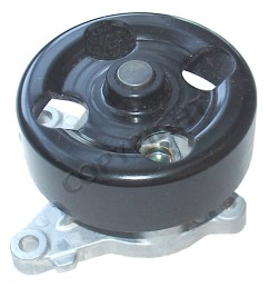 2012 nissan versa engine water pump aw aw6218 [ 1415 x 1500 Pixel ]