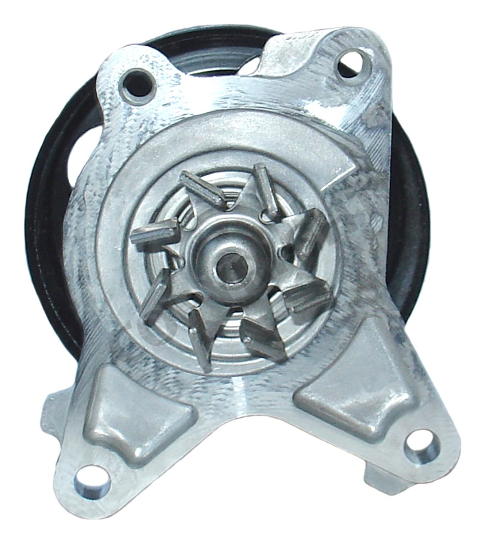 medium resolution of 2012 nissan versa engine water pump aw aw6218