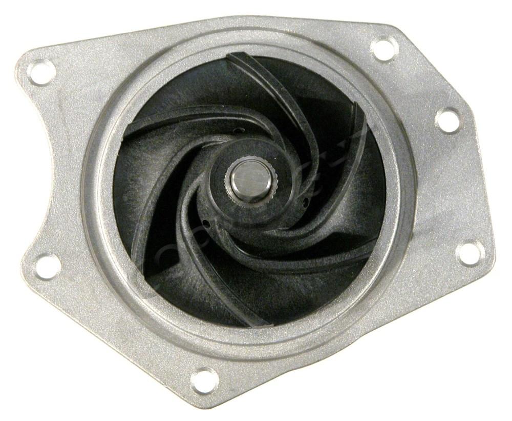 medium resolution of 1999 chrysler 300m engine water pump aw aw7162