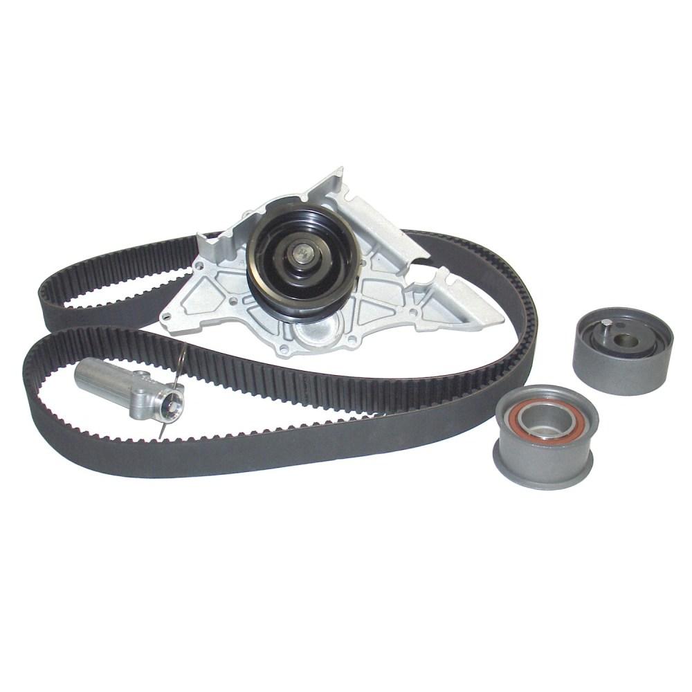 medium resolution of 2000 volkswagen passat engine timing belt kit with water pump aw awk1325