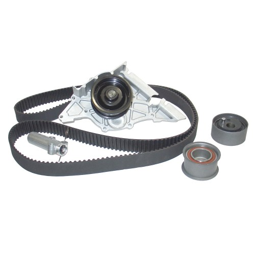 small resolution of 2000 volkswagen passat engine timing belt kit with water pump aw awk1325