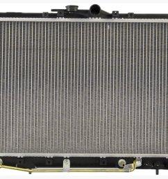 1992 mitsubishi diamante radiator ay 8011316 [ 1374 x 974 Pixel ]