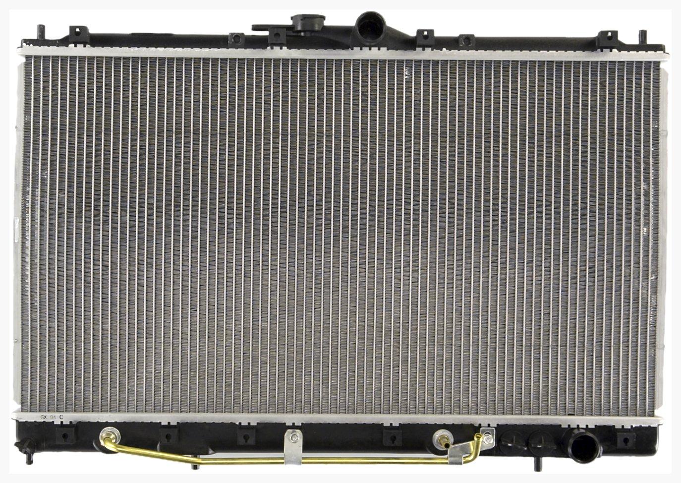 hight resolution of 1992 mitsubishi diamante radiator ay 8011316