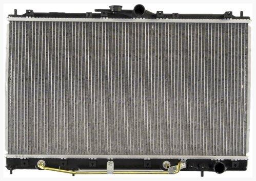 small resolution of 1992 mitsubishi diamante radiator ay 8011316