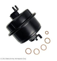 1987 honda civic fuel filter ba 043 0897 [ 1500 x 1500 Pixel ]