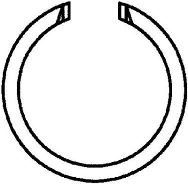Replacement Parking Brake Shoe For 2008 Buick Allure