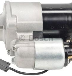 1993 nissan sentra starter motor bs sr258x  [ 1500 x 992 Pixel ]