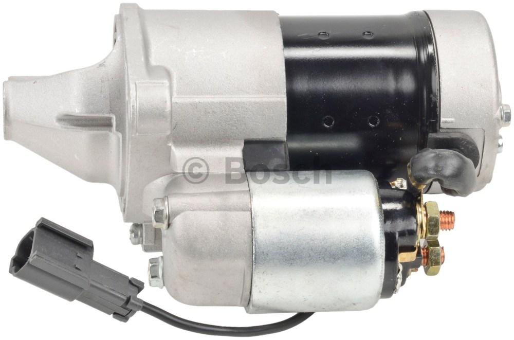 medium resolution of 1993 nissan sentra starter motor bs sr258x