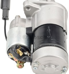 1993 nissan sentra starter motor bs sr258x  [ 1253 x 1500 Pixel ]