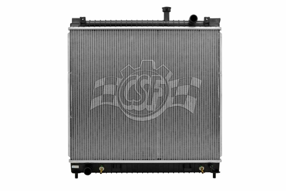 medium resolution of 2004 nissan titan radiator c3 3693