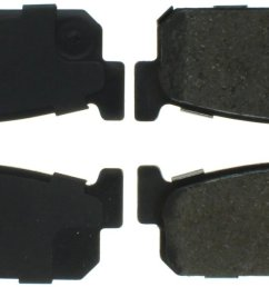 1997 infiniti q45 disc brake pad set ce 102 05880 [ 1505 x 584 Pixel ]